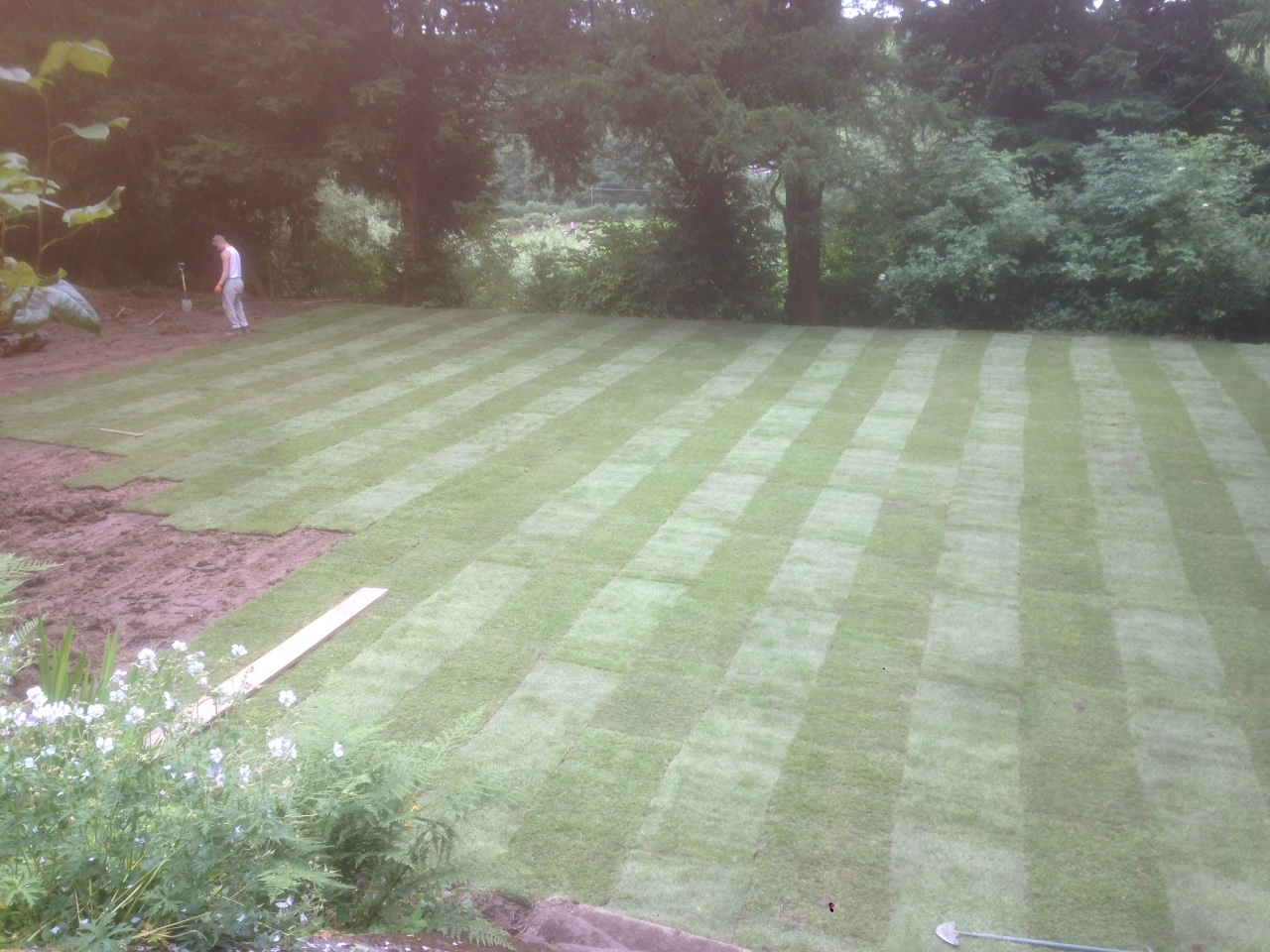 Jj Harrison Landscaping Near Whitby North Yorkshire